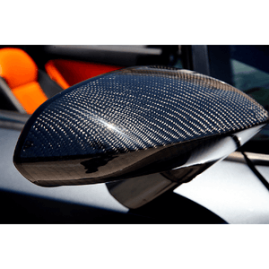 Gallardo Carbon Fiber Mirror Housing (2004-2008) by RSC Tuning