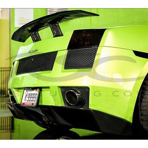 Lamborghini Gallardo Full Aero Kit by RSC Tuning