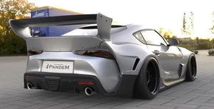 GReddy Pandem Aero V1.0 Front Over-Fenders | 2020+ Toyota GR Supra A90