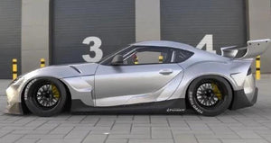 GReddy Pandem Aero V1.0 Rear Over-Fenders | 2020+ Toyota GR Supra A90