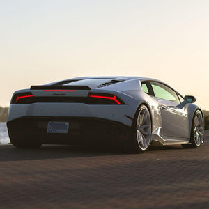 Huracan Carbon Fiber Rear Wing by RSC Tuning