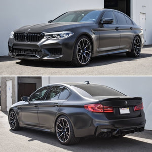 BMW F90 M5 | G30 5-Series Competition Plus Carbon Fiber Spoiler