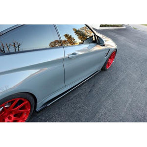 APR Performance BMW F82 M4 Carbon Fiber Side Skirts