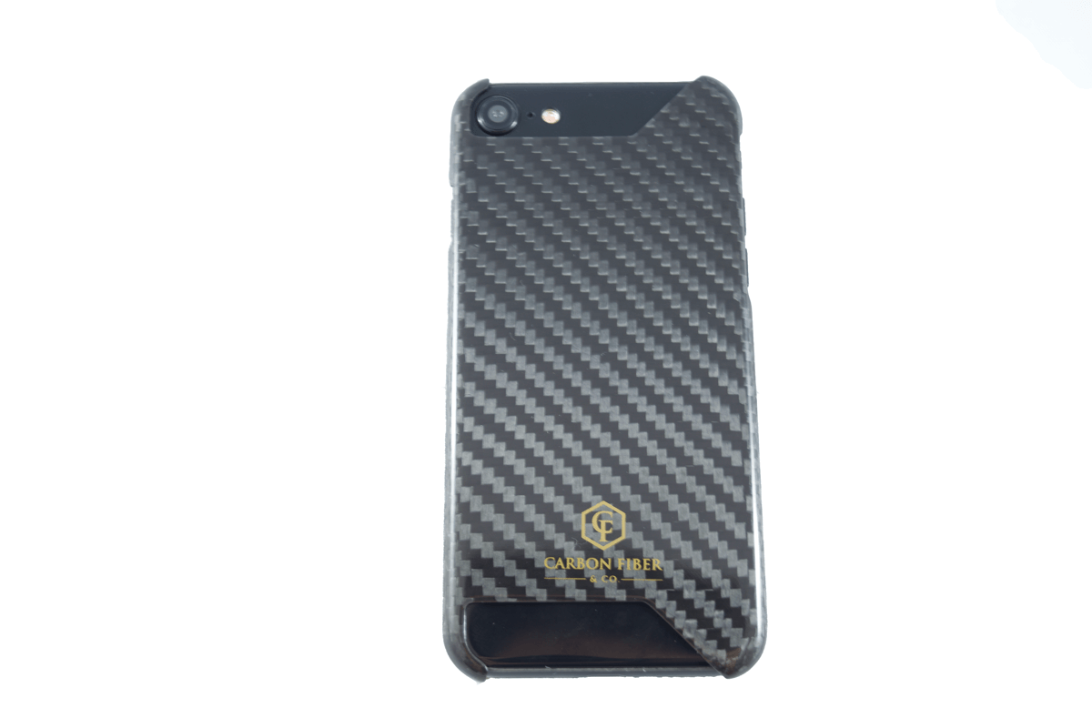 carbon fibre iphone 8 case