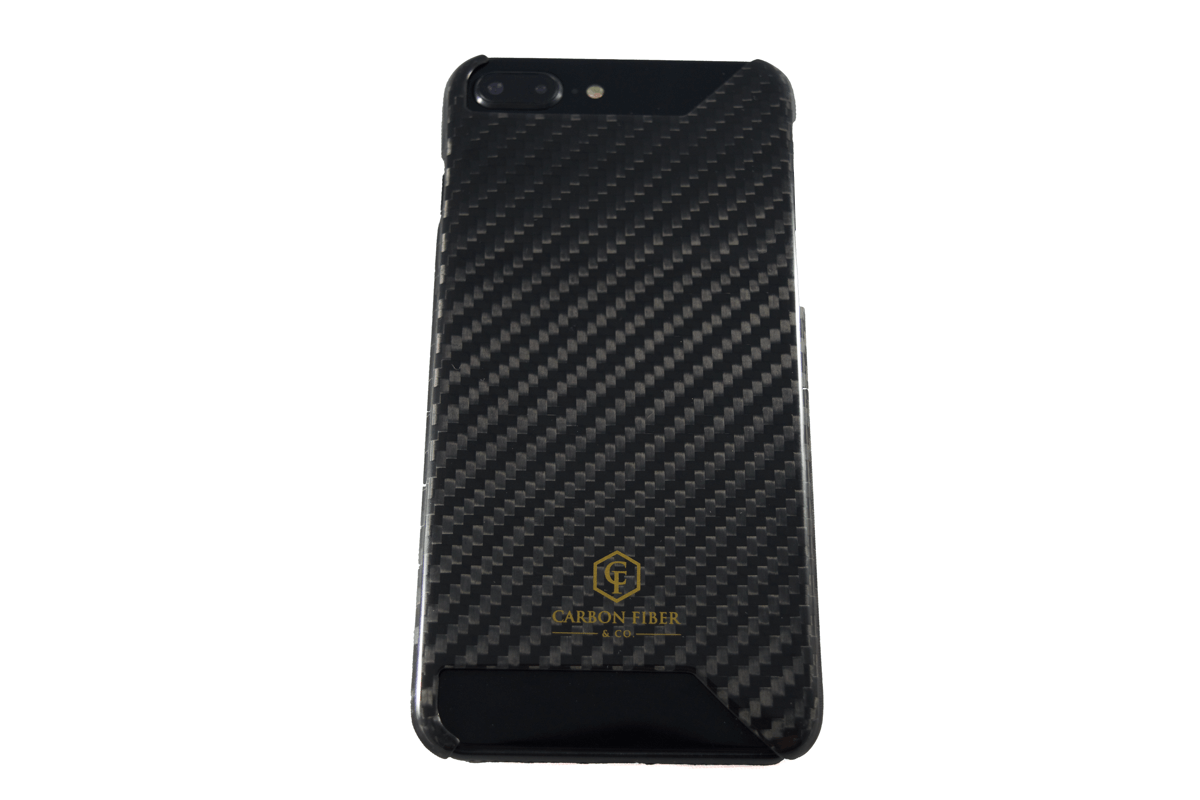 new style be4b1 cba8b Carbon Fiber iPhone 8 Plus Case