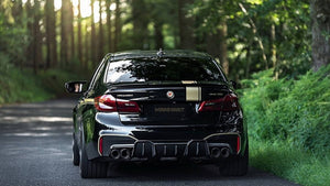 Manhart BMW F90 M5 Carbon Fiber Rear Diffuser