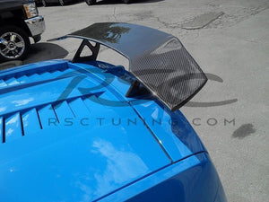 SV Style Carbon Fiber Rear Wing by RSC Tuning