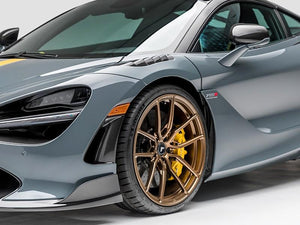 Vorsteiner McLaren 720S Carbon Fiber Fenders with Aero Vents