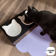 Load image into Gallery viewer, ViviPet Designed | Cloud Silicone Feeding Mat