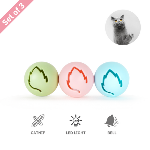 ViviCat Selected | Keep Spinning 360° Cat Toy