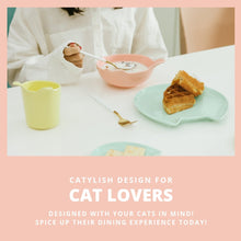 Load image into Gallery viewer, ViviPet Designed | Fat Cat Plate - Large | ViviPetOfficial_EU