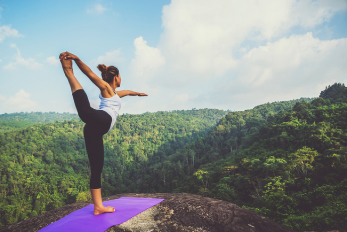 How Yoga Improves Quality of Life and Effects Our Skin