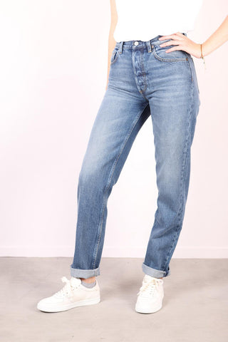 Boyish Tommy Long HighRise Straight Jean