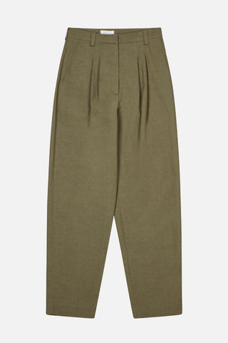 Collectors club high waist trousers with