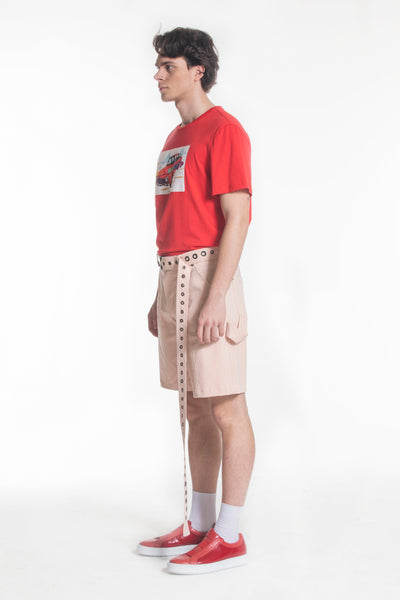 BOGAZICI SALMON SHORTS