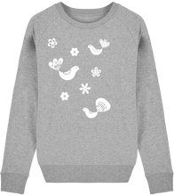 Load image into Gallery viewer, FOLQ Grey Sweatshirt Fantasy Land