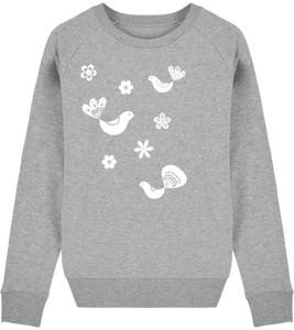 FOLQ Grey Sweatshirt Fantasy Land
