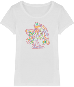 FOLQ Women's T-shirt Mexican Bird