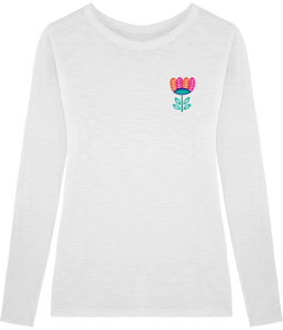 FOLQ Fantasy Tulip T-Shirt Long Sleeve