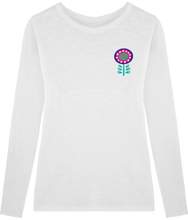 Load image into Gallery viewer, FOLQ Fantasy Daisy T-Shirt Long Sleeve