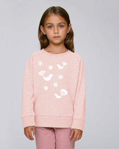 FOLQ Kids' Pink Sweatshirt Fantasy Land