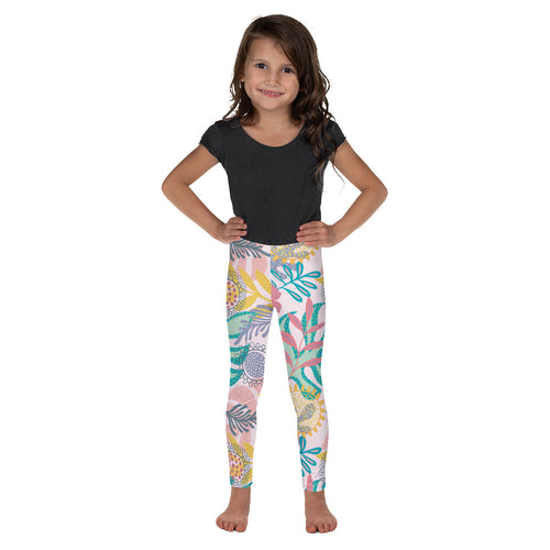 FOLQ Kids' Leggings Fantasy Pink