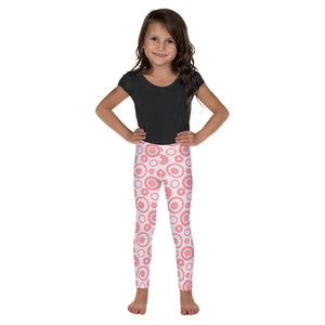 FOLQ Kids' Leggings Altai Pink