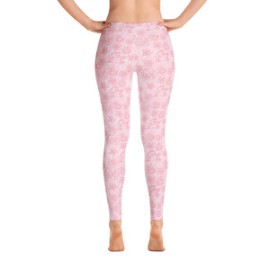 Perfect Leggings Mexican Bird Pink