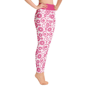 Perfect Yoga Leggings Altai Fuchsia