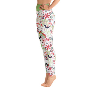 Perfect Yoga Leggings Fantasy Multi