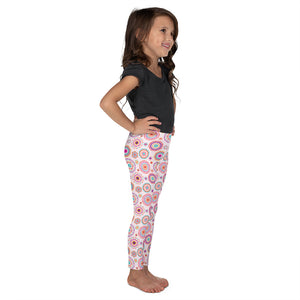 Kids' Leggings Silk Road Multi