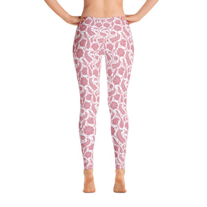 Perfect Leggings Paisley Pink