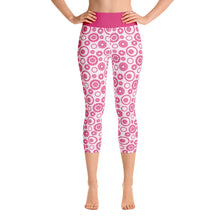 Load image into Gallery viewer, FOLQ Yoga Capri Leggings Altai Fuchsia
