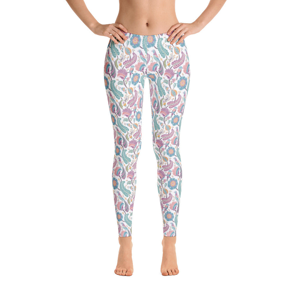 FOLQ Perfect Leggings Paisley Multi