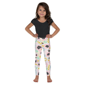 Kids' Leggings Fantasy Pink Poppy