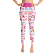 Load image into Gallery viewer, Perfect Yoga Leggings Silk Road Multi