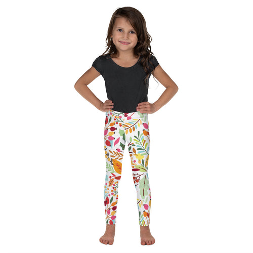 FOLQ Kids' Leggings Fantasy Rosehip
