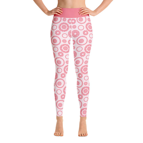 Perfect Yoga Leggings Altai Pink