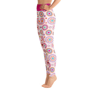 Perfect Yoga Leggings Silk Road Multi