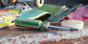Recycled Skateboard Screwdriver