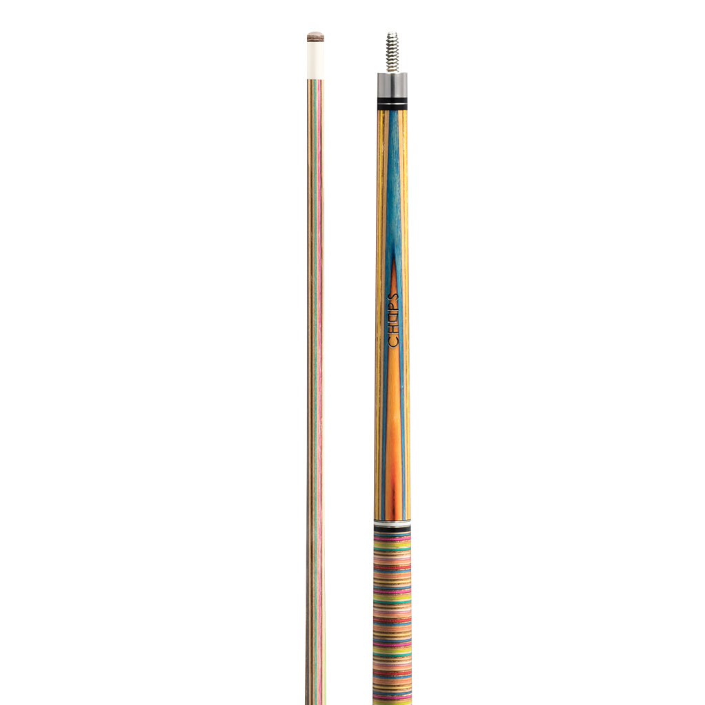 ChopsMFG + McDermott Pool Cue