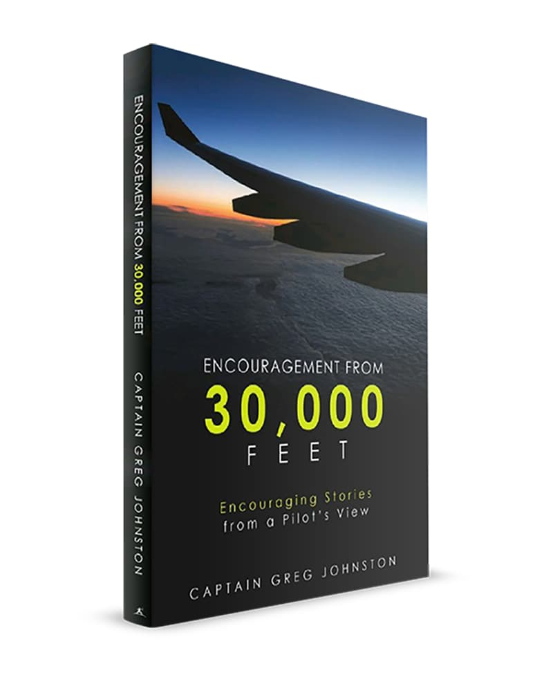 High Encouragement - Encouragement From 30,000 Feet - Hard Cover (Signed)