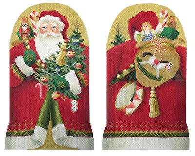 KB 1326 - Two-Sided Father Christmas