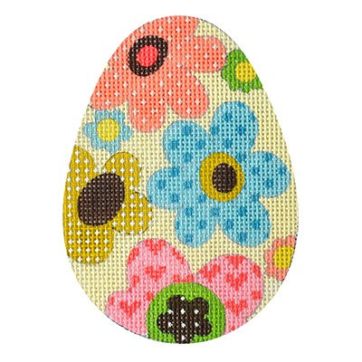 KB 1340 - Eggceptionally Floral