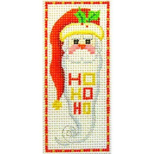BB 2540 - Santa Ho Ho Ho Ornament