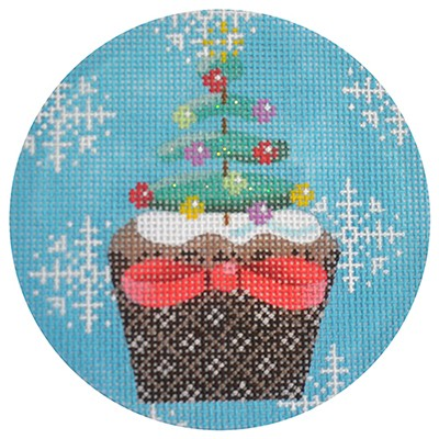KB 257 - Christmas Cupcake Xmas Tree