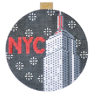 KB 360 - City Bauble - NYC Empire State