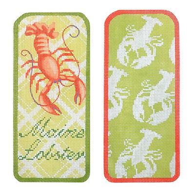 KB 375 - Maine Lobster Eyeglasses Case