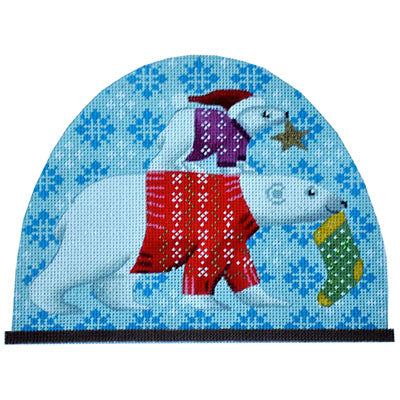 KB 379 - Polar Bear Snowdome