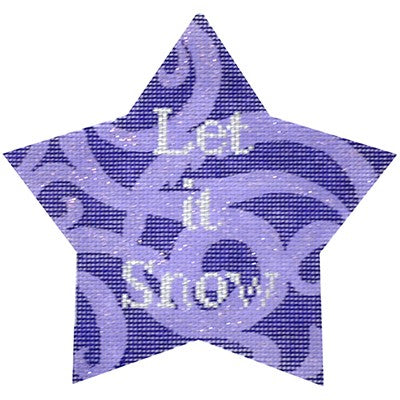 KB 385 - Let It Snow Xmas Star